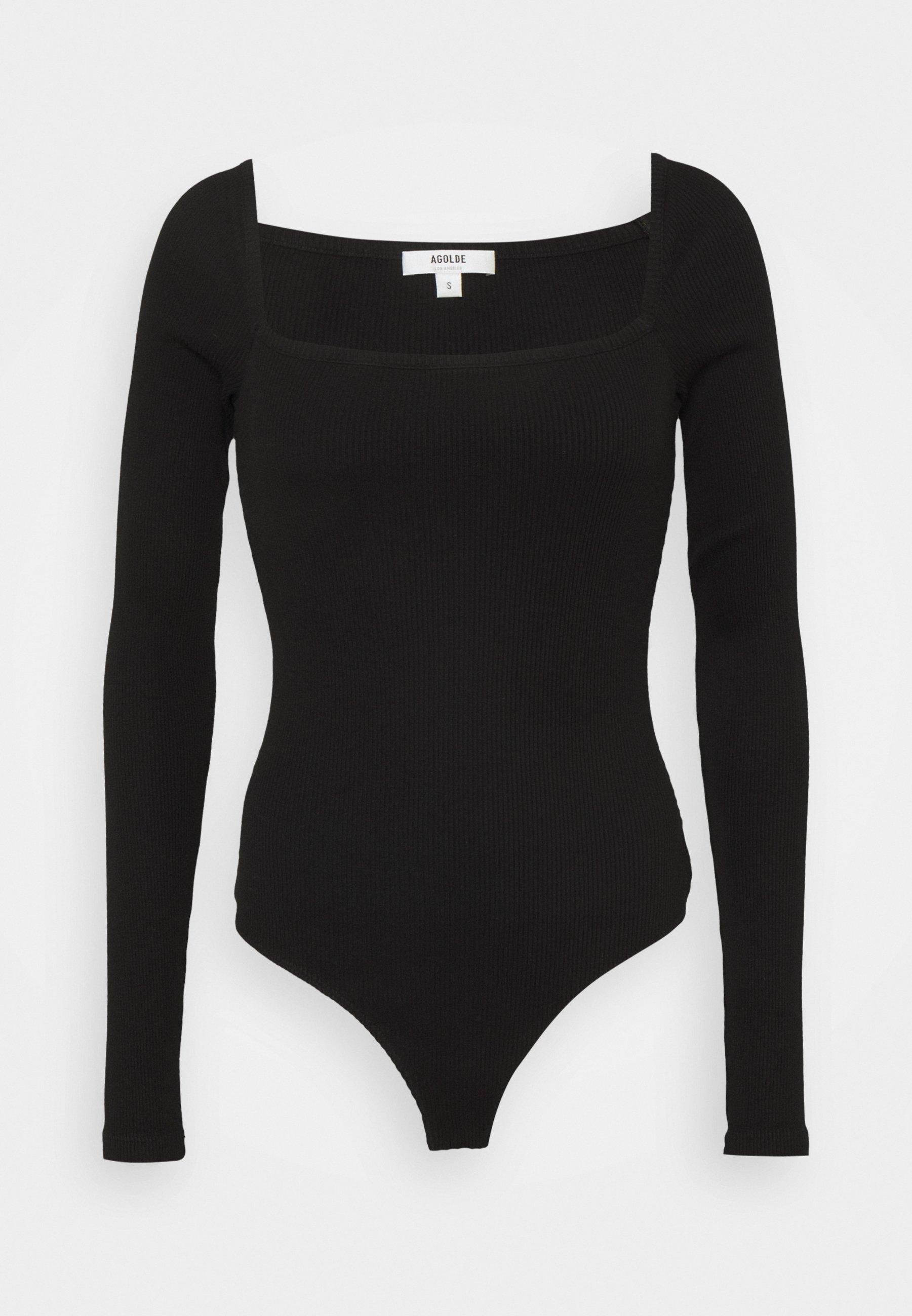 Women HANLEY SQUARE NECK - Long sleeved top