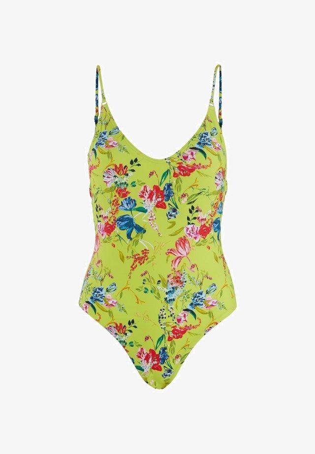 Swimsuit - evening primrose 2