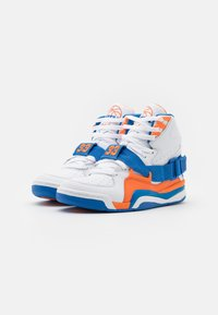 Ewing - CONCEPT - High-top trainers - white/royal orange - 1