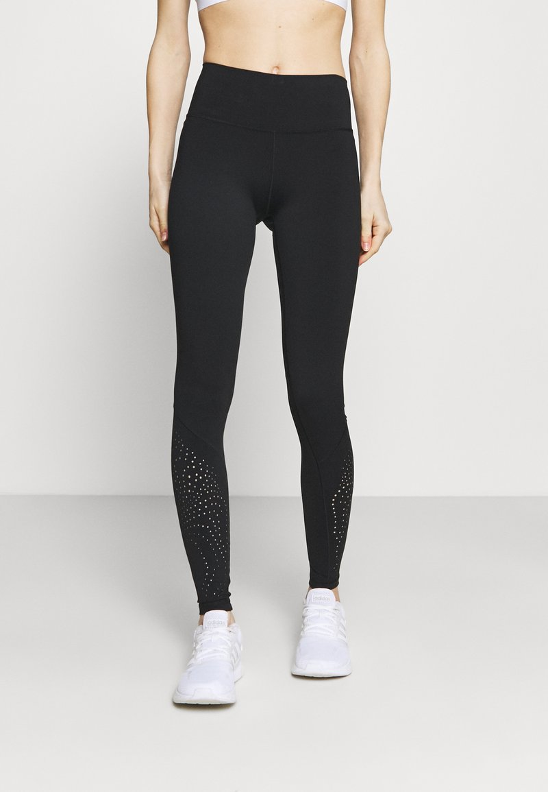 adidas Performance - Collant - black/white