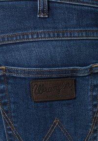 Wrangler - ARIZONA STRETCH - Straight leg -farkut - burnt blue - 6