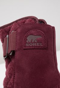 Sorel - NEWBIE - Winter boots - dark red - 2