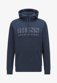 BOSS - SOODY - Sweatshirt - dark blue - 4