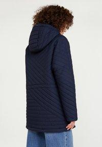 Finn Flare - Down jacket - dark blue - 2