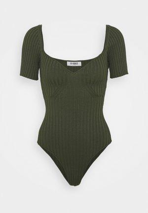 SARA - Print T-shirt - green