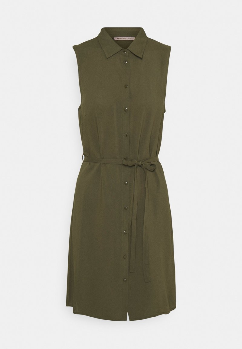Anna Field Petite - Shirt dress - olive