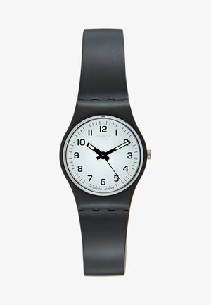 SOMETHING NEW - Klokke - black