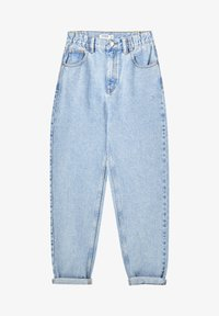 PULL&BEAR - MOM - Relaxed fit jeans - grey - 4