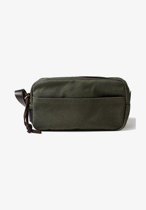 TRAVEL KIT - Wash bag - otter green