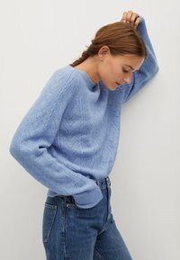 Mango - VACATION - Jumper - blau - 3