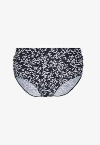 LASCANA - PANTS HIGHWAIST - Bikini bottoms - black - 3