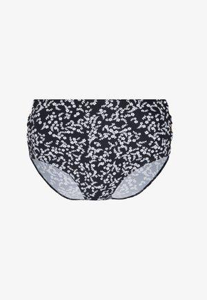 PANTS HIGHWAIST - Bikini bottoms - black
