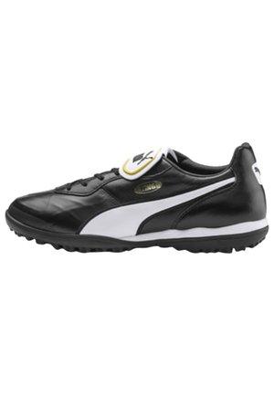 Fodboldstøvler m/ multi knobber - black-white