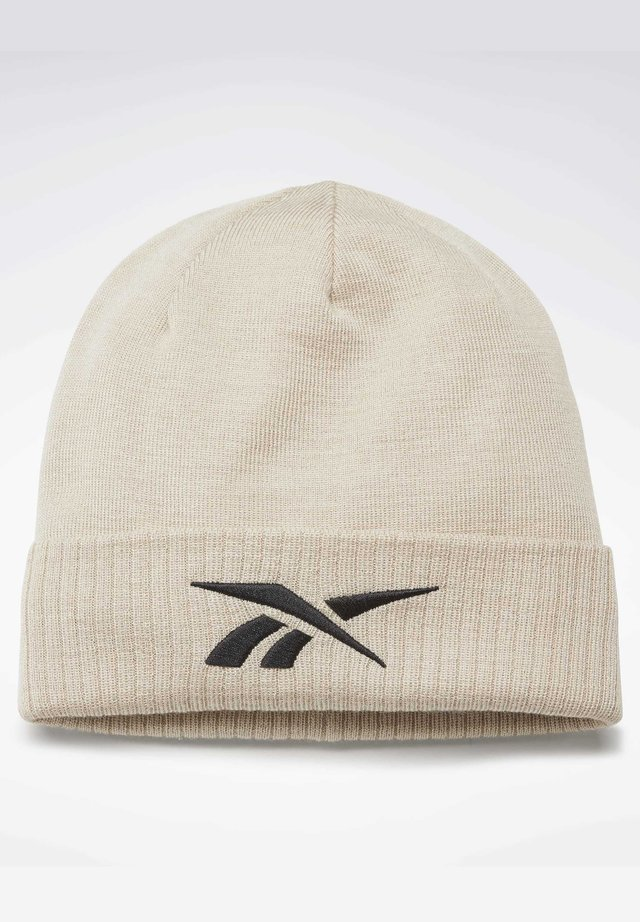 ACTIVE ENHANCED WINTER BEANIE - Beanie - white