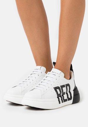 Trainers - bianco/nero