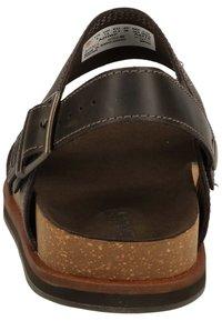 Timberland - TIMBERLAND SANDALEN - Walking sandals - canteen 9011 - 4