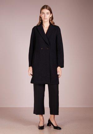 DAPHNE TOPCOAT - Płaszcz wełniany /Płaszcz klasyczny - black
