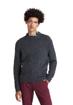 LS SOUCOOK RIVER  - Jumper - dark grey heather