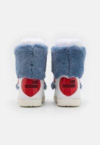 Love Moschino - Winter boots - fantasy color - 3