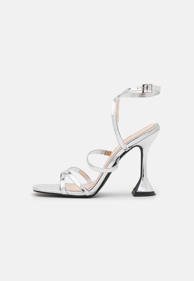 GRACE - Sandali - silver