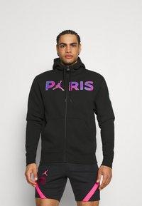 Nike Performance - JORDAN PARIS ST GERMAIN - Club wear - black - 0