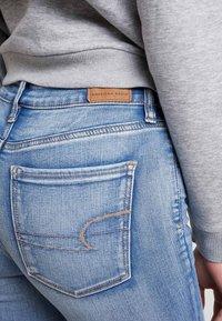 American Eagle - Slim fit jeans - light blue denim - 5