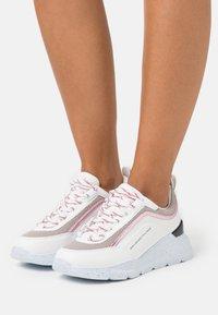 MSGM - SCARPA DONNA WOMANS SHOES - Zapatillas - grey/white - 0