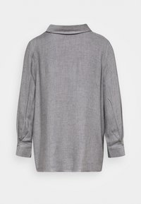 FOLANI - Camicia - easy grey