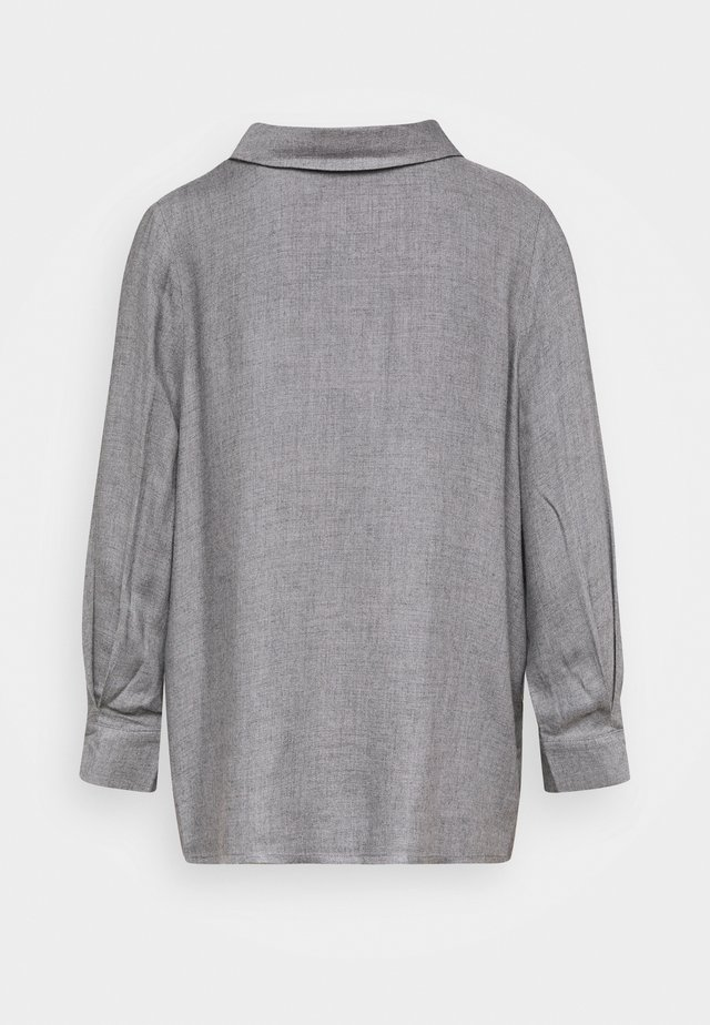 FOLANI - Hemdbluse - easy grey