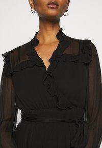 Diane von Furstenberg - MEREDITH - Vapaa-ajan mekko - black - 5