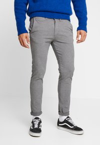 Jack & Jones - Chino - silver birch - 0