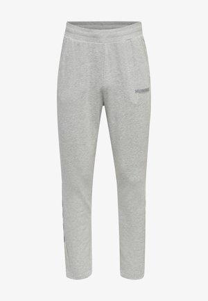 LEGACY PANTS - Tracksuit bottoms - grey melange