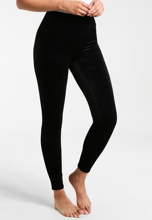 VELVET  - Leggings - very black