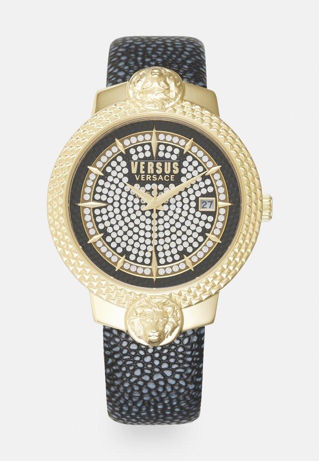 MOUFFETARD - Reloj - black