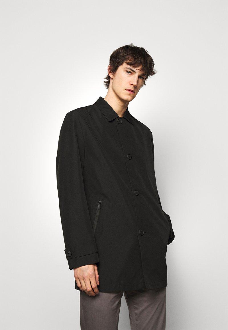 HUGO - MIDAIS - Short coat - black