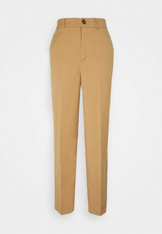 JEANELLE PANTS - Pantalones - beige