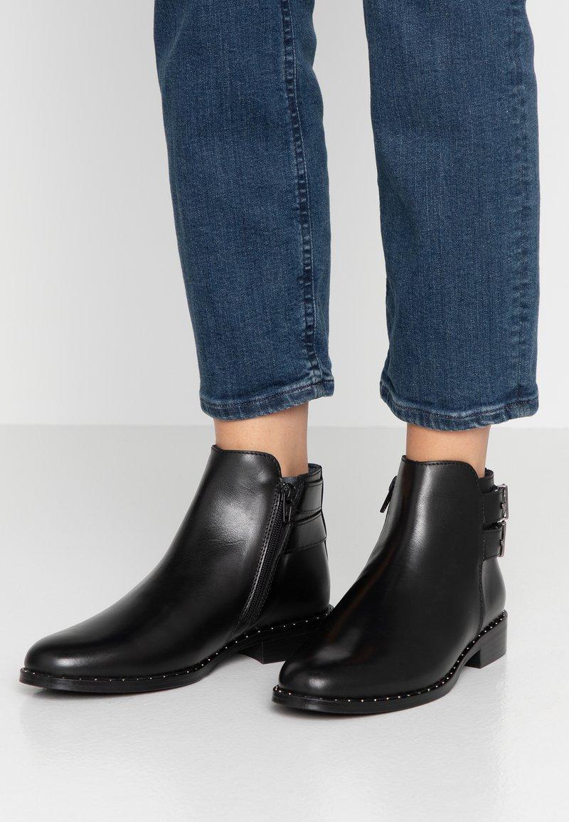 Pinto Di Blu - Ankle boots - noir
