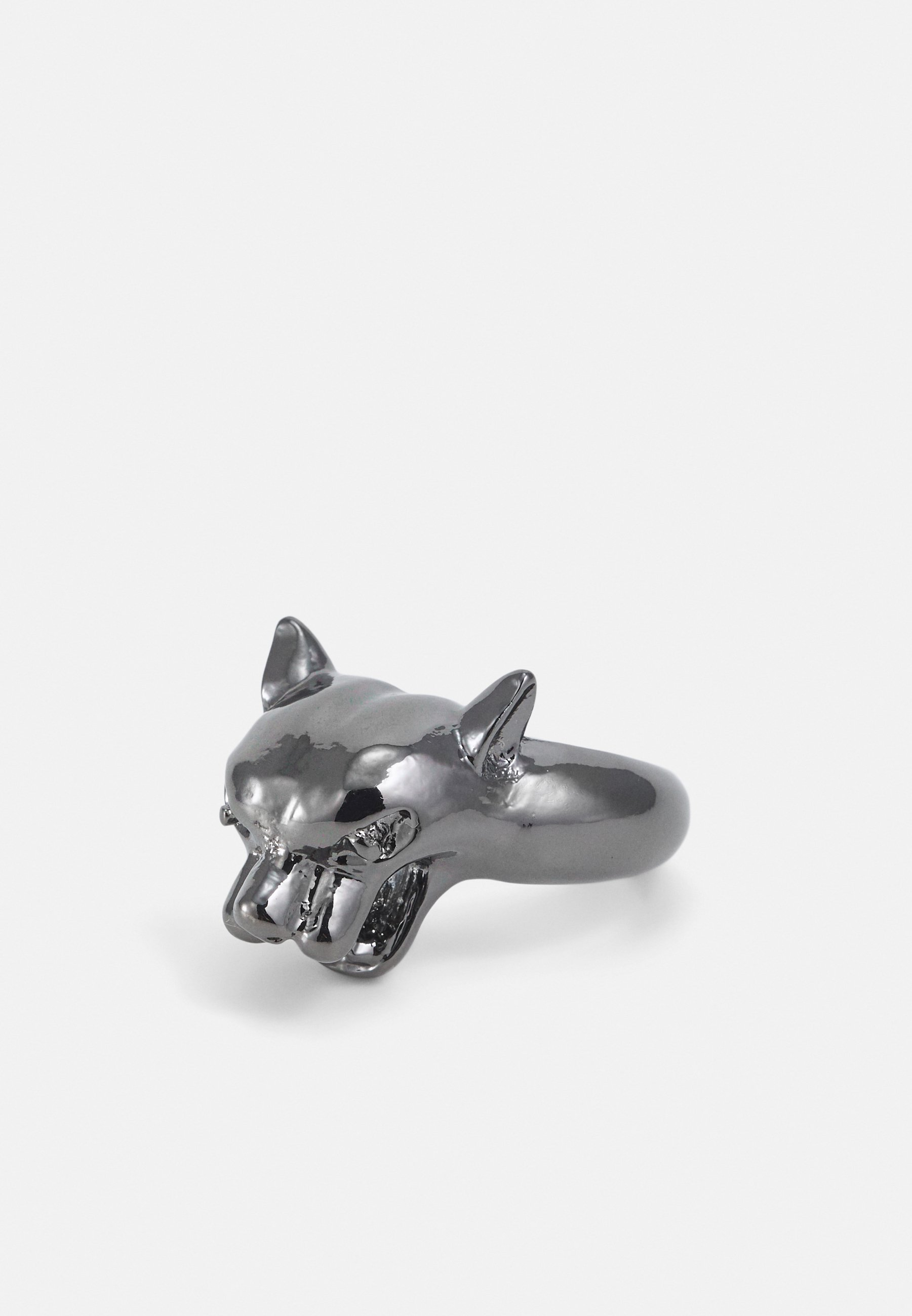 Homme WILDCATS 3D PANTHER RING - Bague