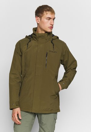 GOOD WAYS™ JACKET - Winterjas - new olive