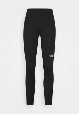 TIGHT - Leggings - Trousers - black