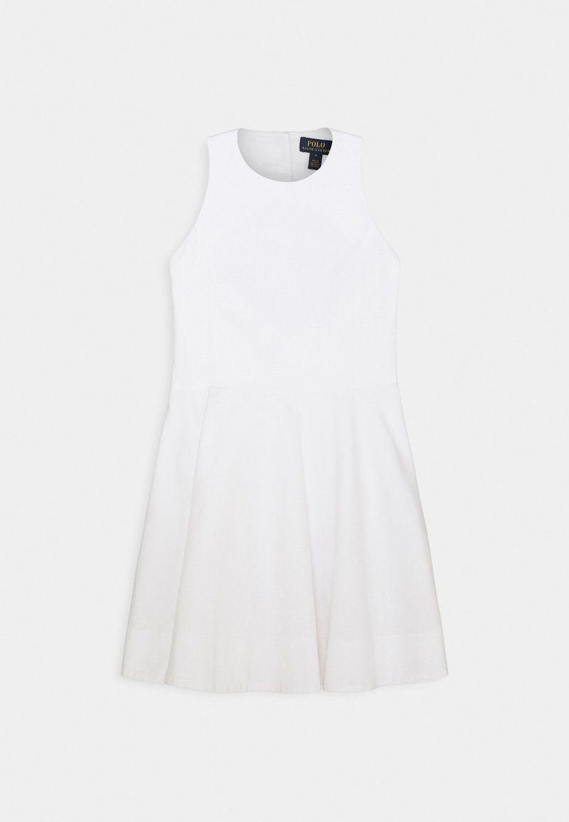 Polo Ralph Lauren - DRESS - Denní šaty - white