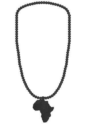 Necklace - africa/wheat