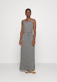 s.Oliver - Maxi dress - antracite - 0