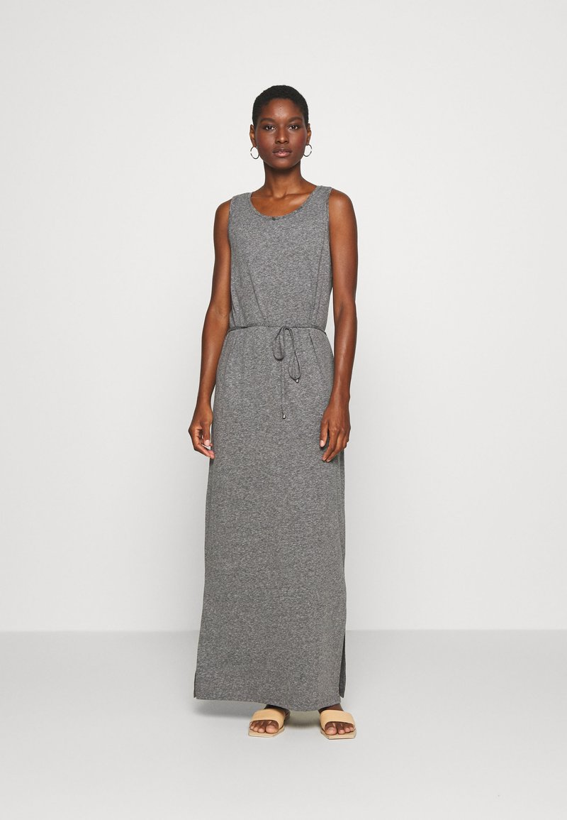 s.Oliver - Maxi dress - antracite