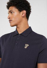 Versace Collection - Polo - navy/ oro - 3