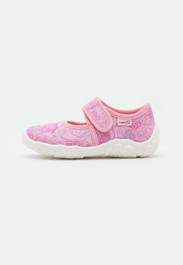 BONNY - Domácí obuv - rosa