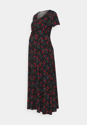 MAXIDRESS FLOWERS - Maxi šaty - dessin