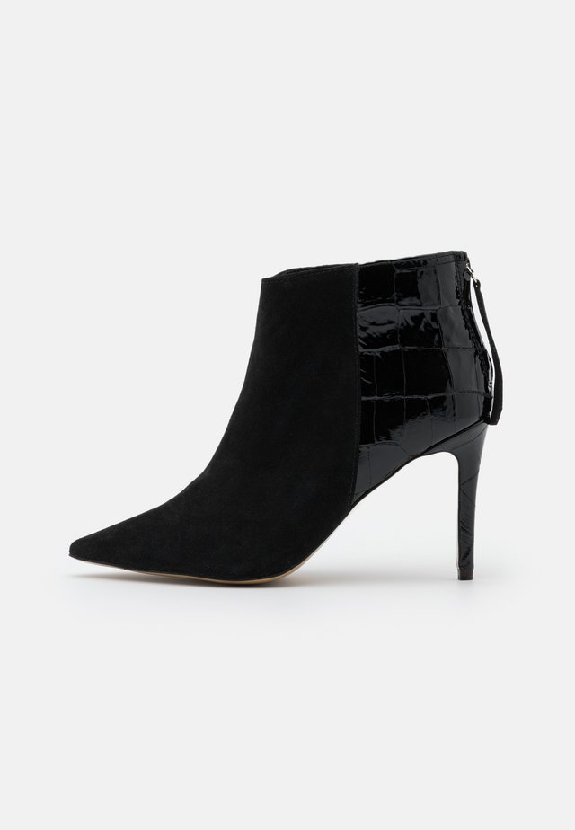 LADIES NIGHT - Bottines à talons hauts - black