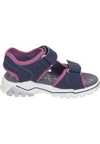 Ricosta - Walking sandals - nautic/cassis - 5