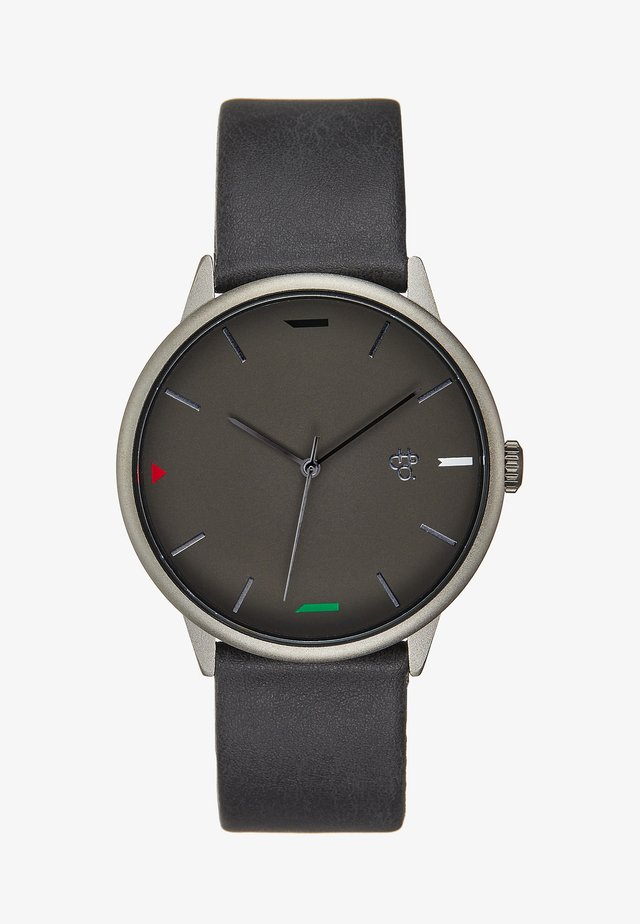 LARA - Montre - black/grey
